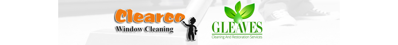 Clearco Window Cleaning and Gleaves Cleaning & Restoration Services